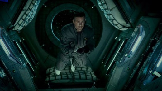 Ryan Reynolds aka 'Deadpool' himself, stars in this Zero Gravity spacey, choc full of goodness movie.