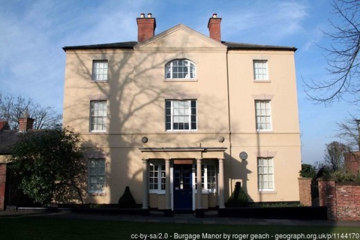 Burgage Manor House, Southwell