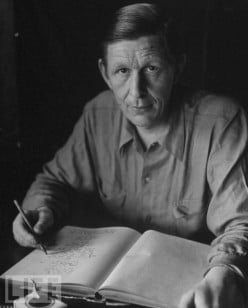 "W. H. Auden's ""Funeral Blues"""