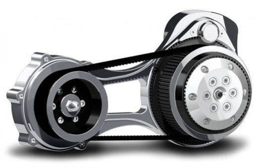 Primary Drive - Belt Drive