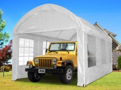 How To Choose The Best Car Tent Garage