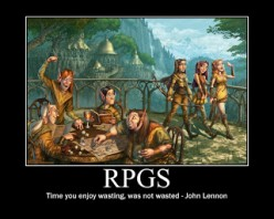 Top Ten Cool RPG's