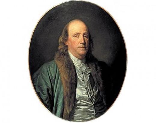 Benjamin Franklin (Born Jan 17, 1706)