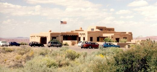 Painted Desert Visitor's Center