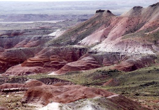 Painted Desert Photo