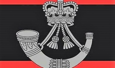 The Rifles cap badge insignia