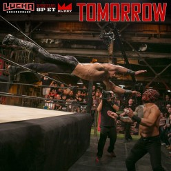 Lucha Underground: The Fox and the Puma