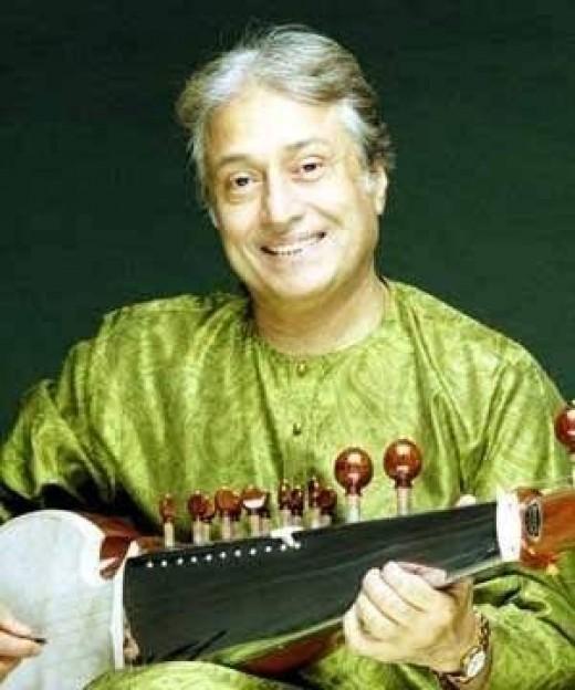 Ustaad Amzad Ali Khan--Sarod artist