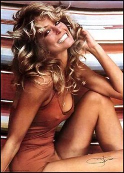 Farrah Fawcett and More Big Hair