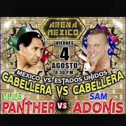 CMLL Super Viernes Preview: Mexico y Americana