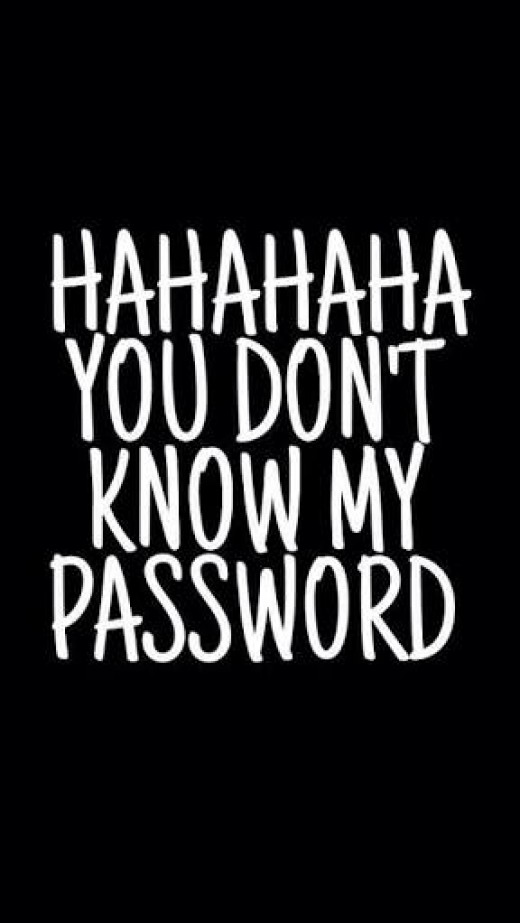 Share your password with your trusted close ones