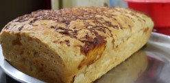 How to Make a Cheesy Loaf/Bread