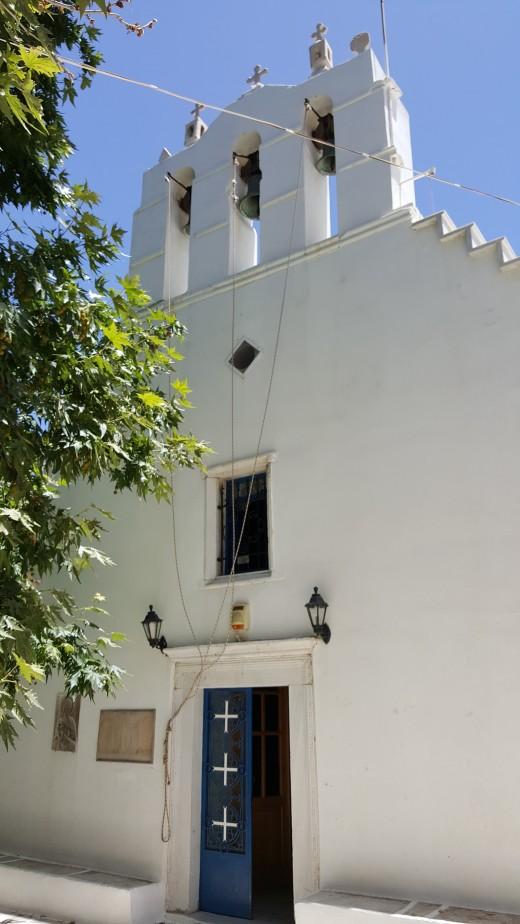 Koronos Church
