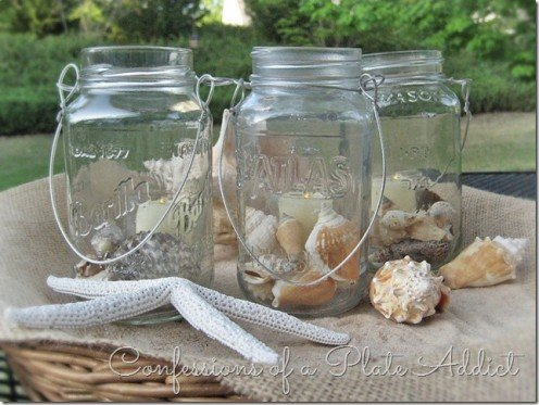 35 Creative Beach Craft Ideas to Try During the Summer