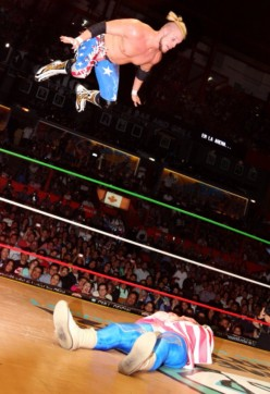 CMLL Super Viernes: Adonis Trumps All