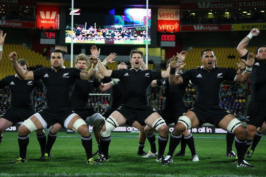 The New Zealand All Blacks Use A Culture Of Honesty In Feedback