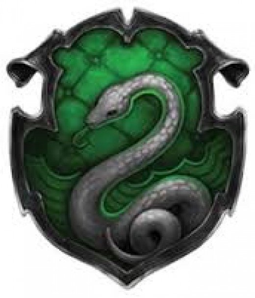 Slytherin House Symbol