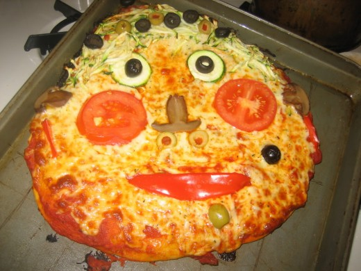 Be Creative with Your Pizza