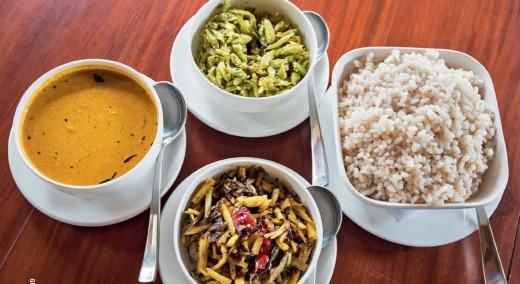 Satvic Ayurveda Food
