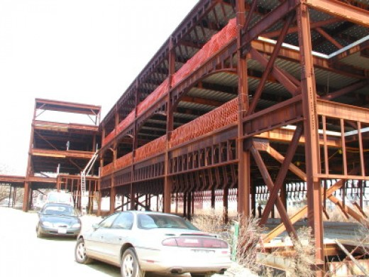Steel Roof Installation