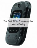 The Best 8 Flip Phones on the Market