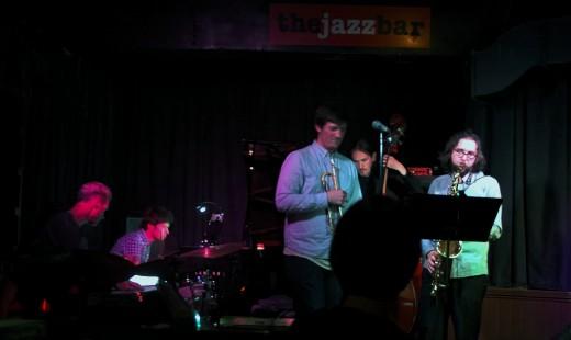 Edinburgh Jazz Bar