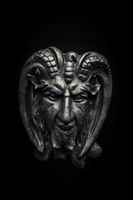 A representation of Satan