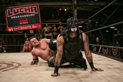 Lucha Underground: Tell Your Children Not to Walk Pentagon's Way
