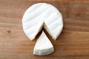 Feta cheese is a soft, brined cheese made from goat and sheep milk.
