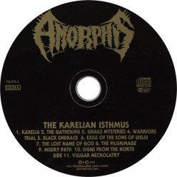 "Review: Amorphis ""The Karelian Isthmus"" with the vocals of Tomi Koivusaari"