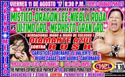 CMLL Running Diary: The