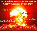 """Mr. Trump Could Be IMPEACHED Now 4 """"Various CRIMEs"""" ~ What R Congressional Republicans WAITING 4?"""