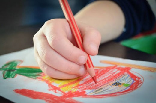 Art therapy for hyper active kids