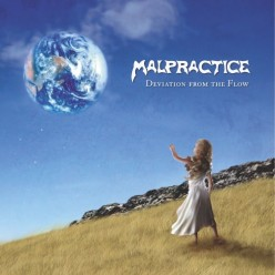 Review: Deviation from the Flow by Finnish progressive metal band Malpractice