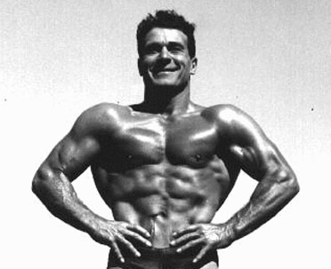 Jack LaLAnne the Godfather of Fitness and health
