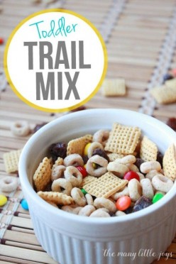 Snacks for your toddler!
