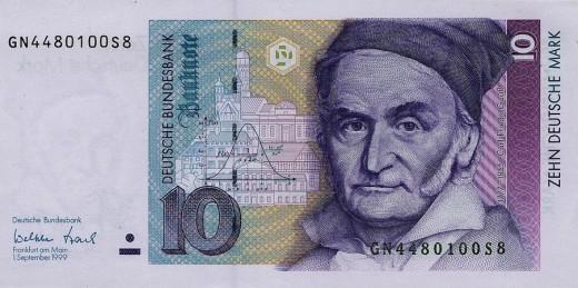 The Deutsche Mark