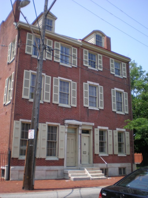 Another one of the Poe houses and museums located in Philadelphia.