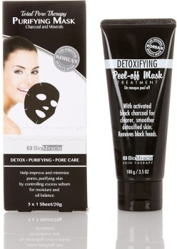 Want to know more about Purifying Charcoal Mask?