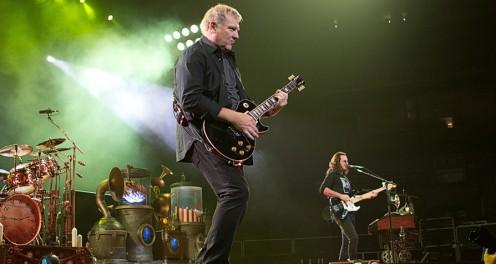 Alex Lifeson's Signature Gibson Les Paul Guitars