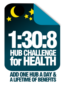 Right-click the 1:30:8 Hub Challenge for Health badge and remember to display this badge prominently on your HubPages! Consider linking to the 1:30:8 Hub Challenge for Health as well!  Thanks for promoting wellness!