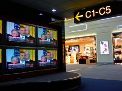 Should Taxpayers pay for a Media monopoly at our airports? What's your opinion, fir or not fair?