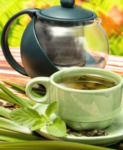 Peppermint tea.  The health benefits of enjoying this simple pleasure.