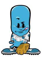 JoJo Jelly Bean fielding