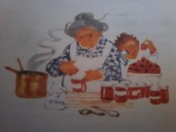 Strawberry-Jam : A Funny Short Story for Kids
