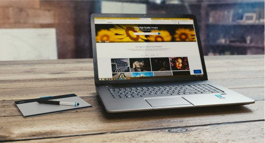 A computer is the most popular way to store photos