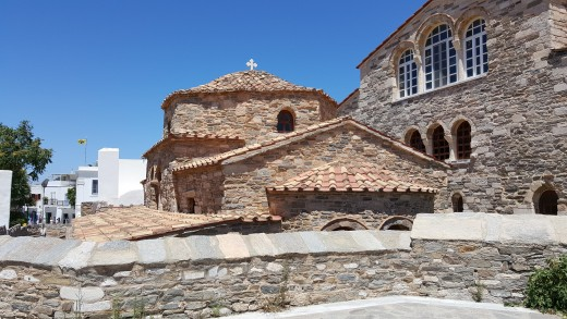 Church of One Hundred Doors