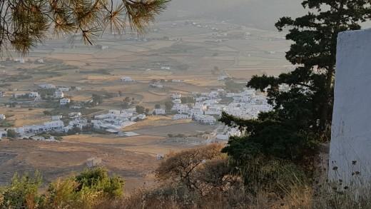 View from Agios Antonios