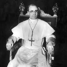 Eugenio Pacelli -Popi Pious XII