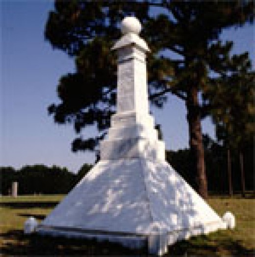 Battle of Bentonville Monument